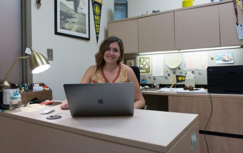 Profile of a professor: Lisa Reynolds, Integrated Media