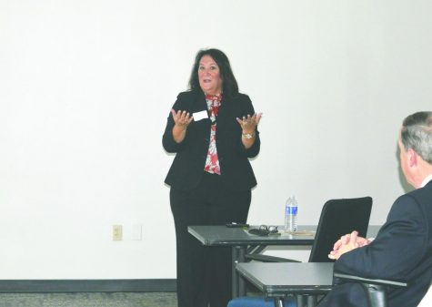 Family Business Alliance holds presentation on sexual harassment
