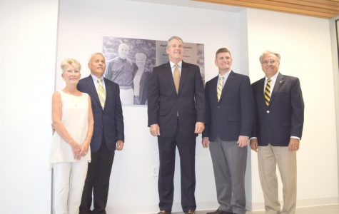 Engineering Center dedicated to Randy Mark
