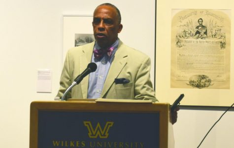 Sordoni Art Gallery hosts artist lecture for William Earle Williams