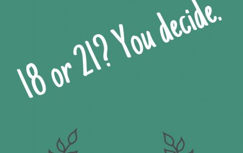 Majority age: Should the age be raised to 21?