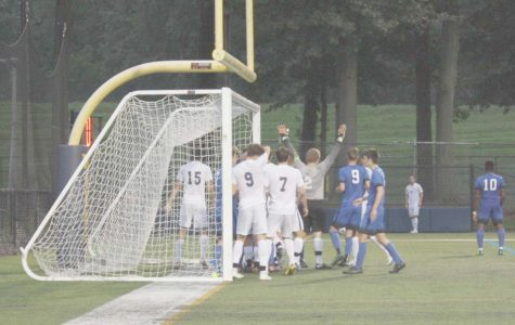 MSOC: Colonels bounce back and beat Scranton 3-1