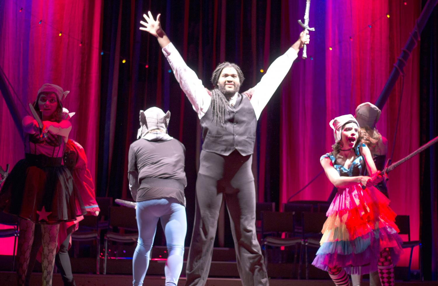 "Joshua Shepard starred in ""Pippin,"" part of Wilkes University's 2017-2018 season.He took on the role as the ""Leading Player"" of Pippin and put his own spin on the character."