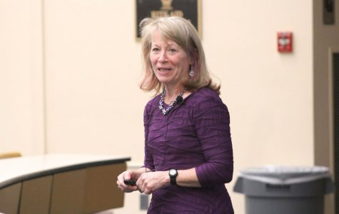 Catherine H. Bone lecture features chemist Dr. Geraldine Richmond
