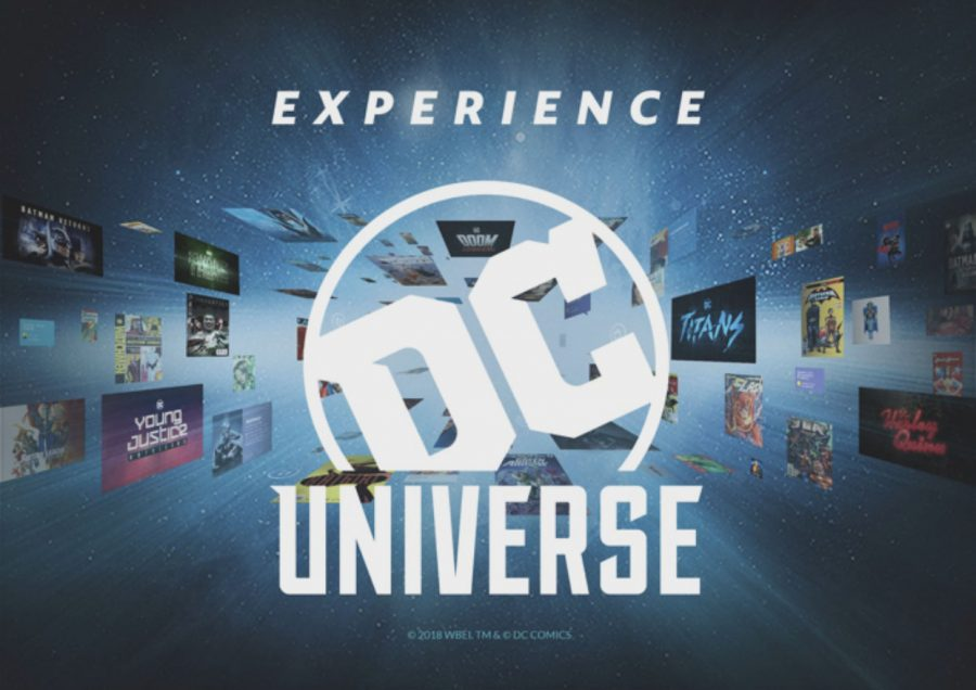 DC+Comics+to+launch+new+entertainment+streaming+service