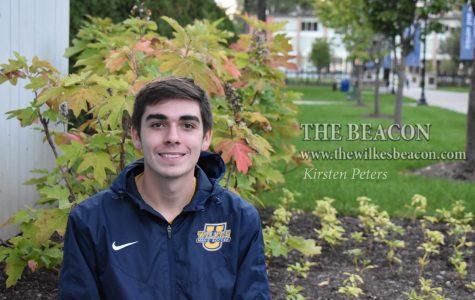 AOTW: Luke Betancourt, freshman soccer player