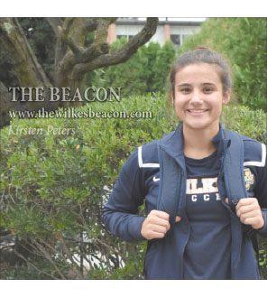 Junior soccer player Allison Peet