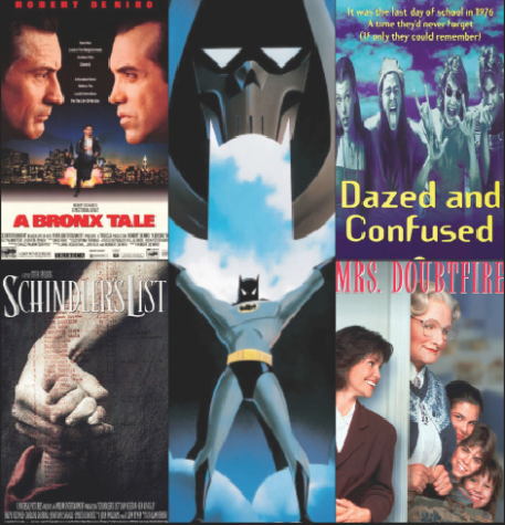 Movies celebrating 25-year anniversaries in 2018: Conclusion