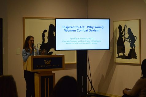 Art in Context Lecture: Inspired to Act: Why Young Women Combat Sexism