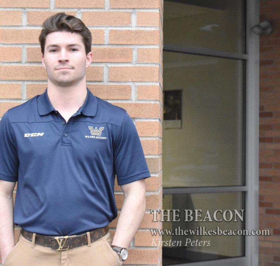Tyler+Barrow%2C+freshman+ice+hockey+player