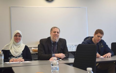 Campus Interfaith starts lunch-and-learn series with Islam