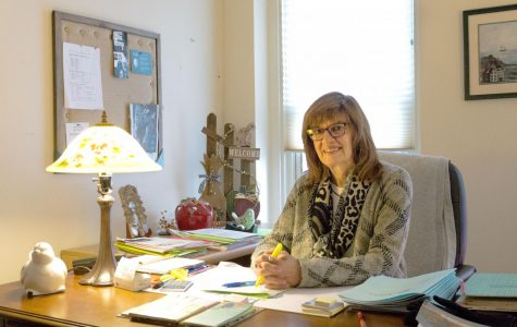 Profile of a professor: Julie Lartz, English Dept.