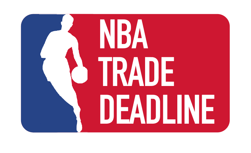 NBA Trade Deadline graphic