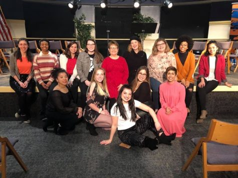Wilkes University hosts the annual Vagina Monologues