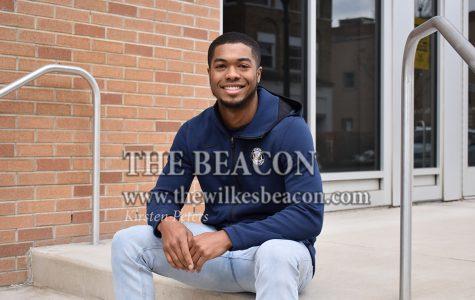 AOTW: Marcus Robinson, senior basketball player
