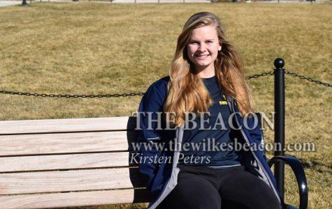 AOTW: Abby Keating, sophomore swimmer