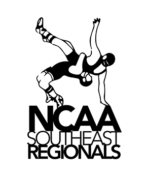 NCAA Southeast Regionals graphic