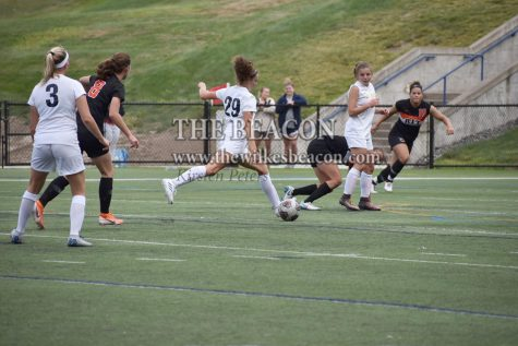 WSOC: Questionable goal stifles Colonels, leads to 2-1 loss