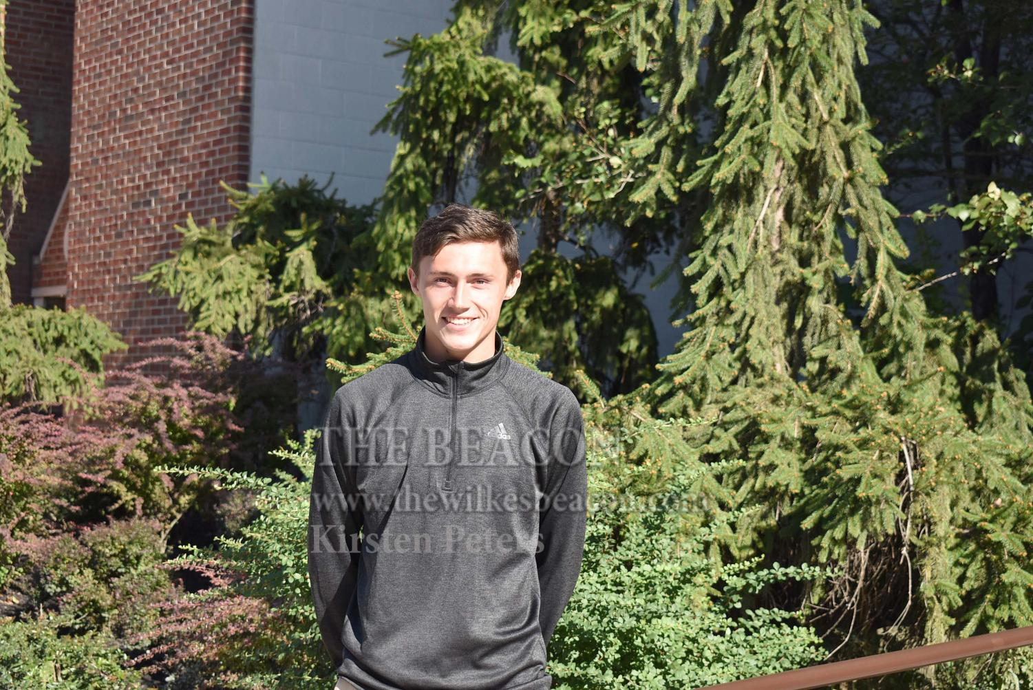 Male Athlete of the Week: RJ Rauh, sophomore soccer player