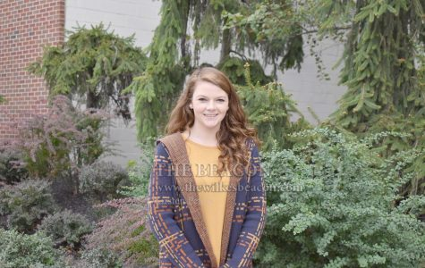 FAOTW: Karlye Huffman, sophomore Volleyball Player