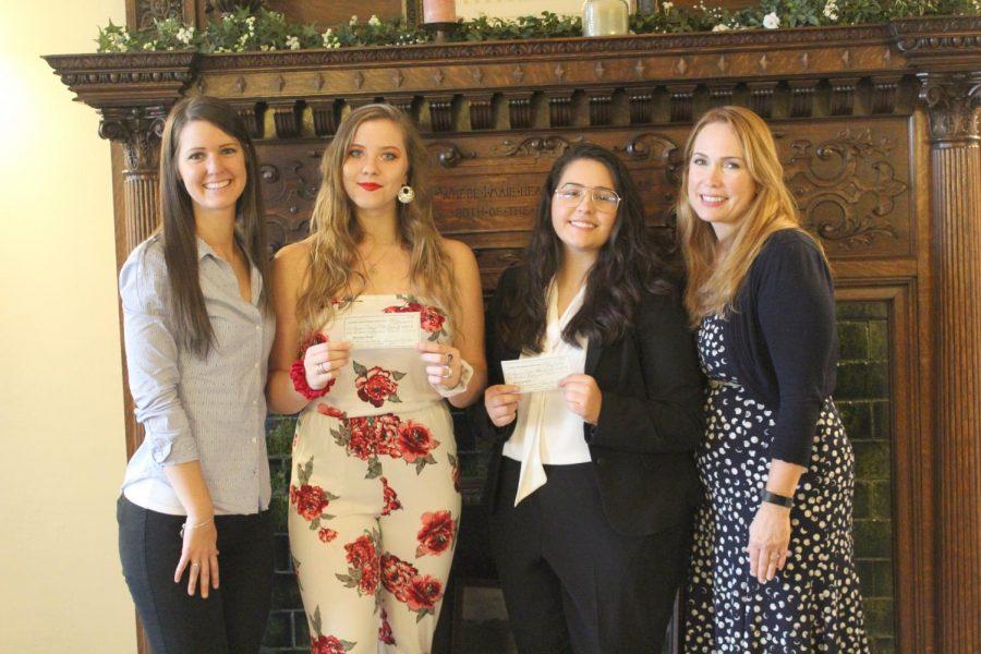 Megan+Senausky%2C+Act+101+Program+Counselor%3B+Megan+Oakley%3B+Shyanne+Wydo+and+Karen+Riley%2C+Act+101+Assistant+Director.