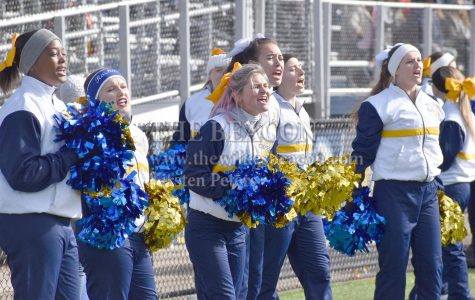 Cheerleading team attempts to gain recognition as a sport