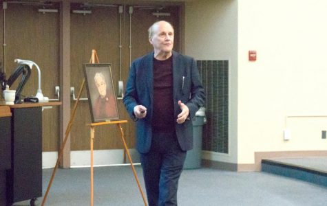 Alumnus delivers chemistry lecture on cardioprotection