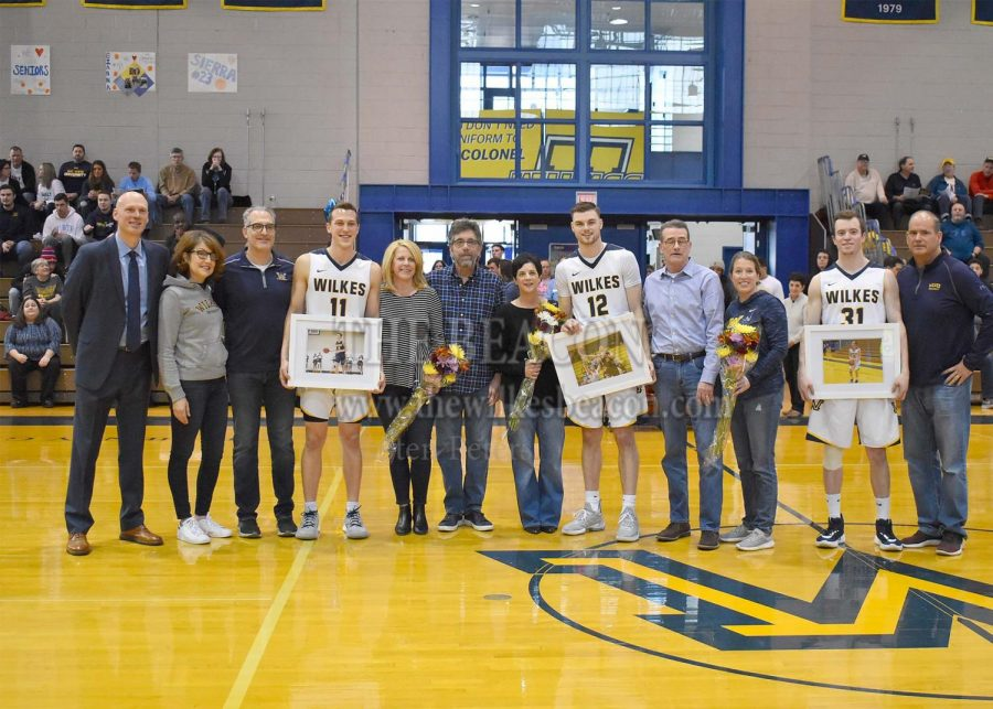 MBB: Colonels Fall On Senior Night