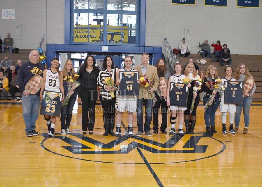 WBB: Colonels graduate four seniors