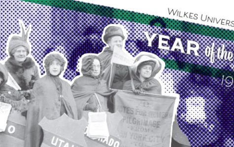 Year of the Vote celebrates 100 years of women's suffrage, with several events planned every month spanning the entire year.