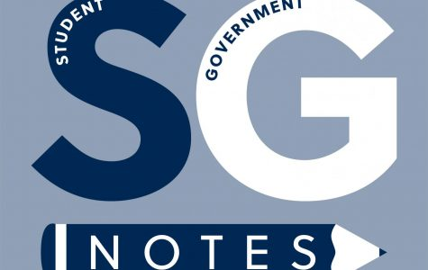 Student Government notes: April 29