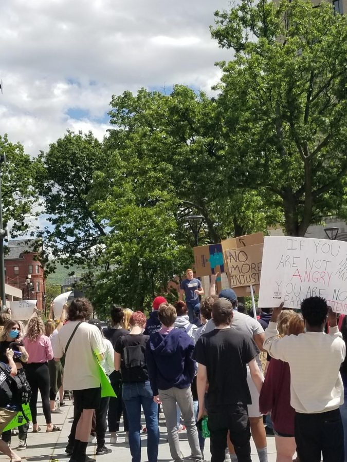 Death of George Floyd sparks protests, including in Wilkes-Barre and Scranton