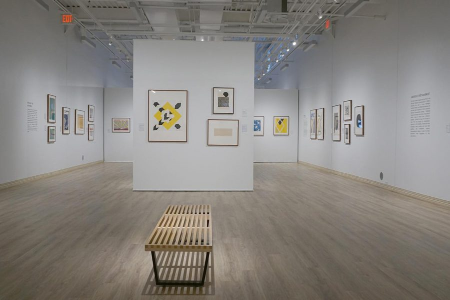 The gallery is open Tuesday through Saturday at various times.