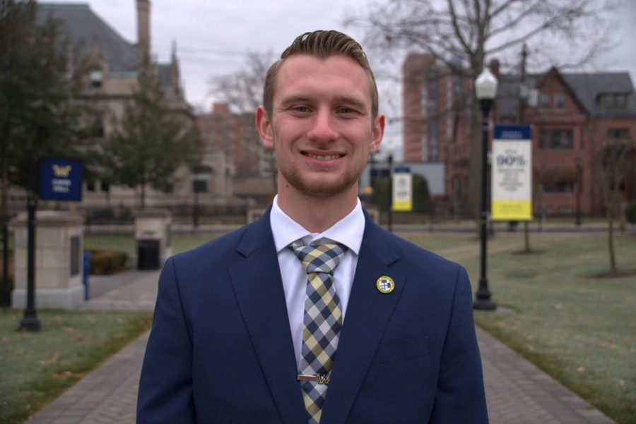 Kevin Long, Wilkes' 2020-2021 student body president, prepares to take office and mold innovative events for a unique fall semester. The senior urges students to reach out to Student Government with ideas and concerns to allow representatives to be the voice of the collective student body.